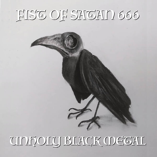 Fist Of Satan 666 - Unholy Black Metal Podcast Artwork Image