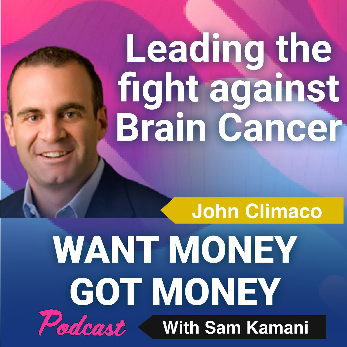 37: How to lead the fight against Brain Cancer with CEO of CNS Pharmaceuticals - John Climaco