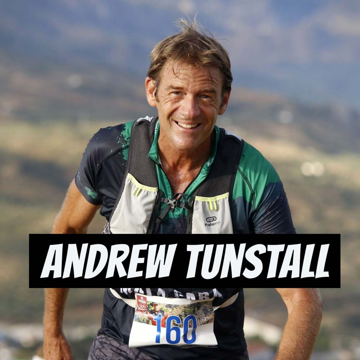 #98 - Andrew Tunstall's story will change your life |Intro with Sky Blazer Tyler Jones [ENGLISH]