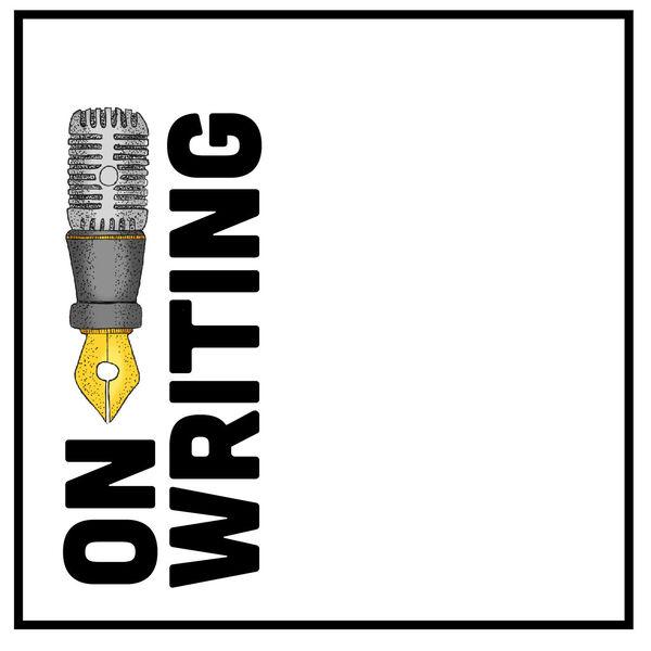 On Writing Podcast Artwork Image