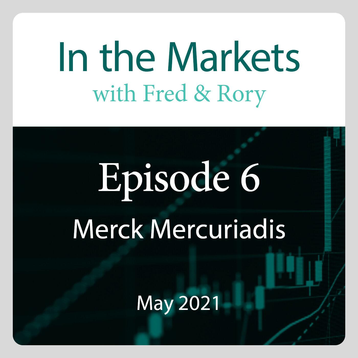 May 2021: Merck Mercuriadis & investing in music