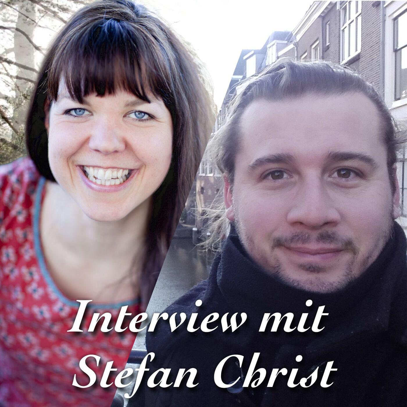 Interview mit Stefan Christ