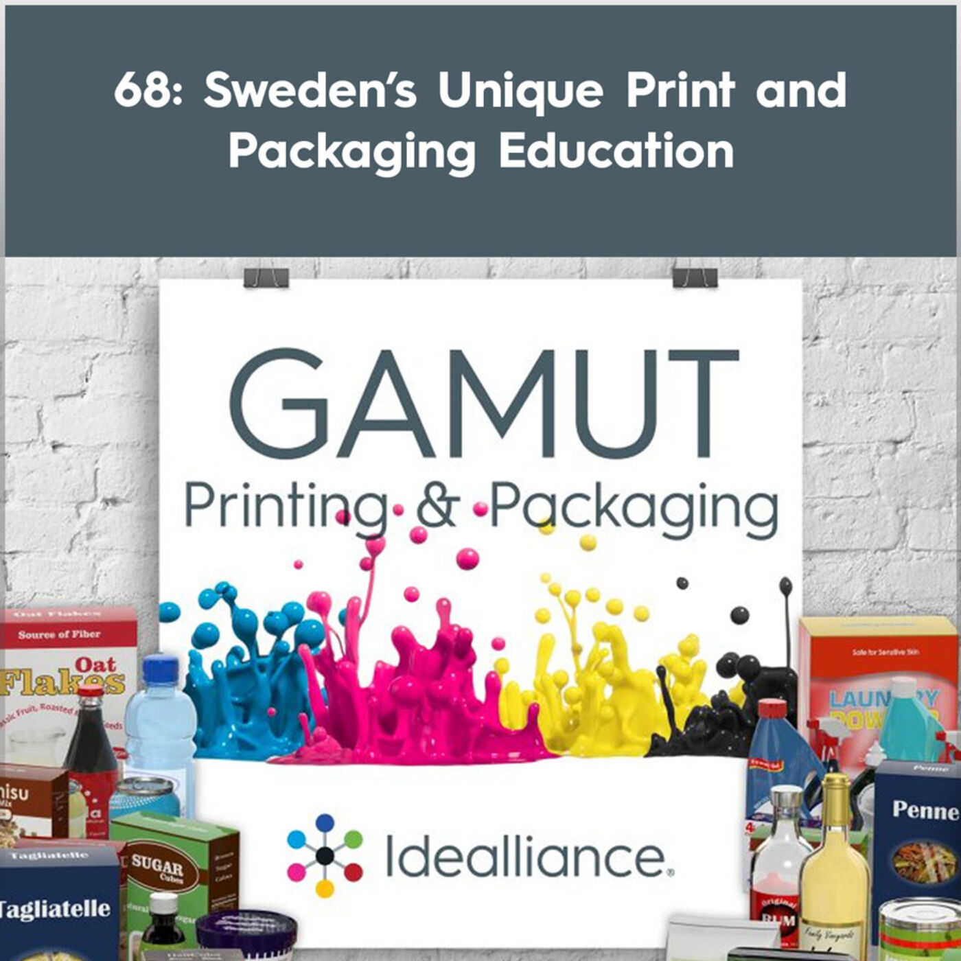 68: Sweden's Unique Print and Packaging Education