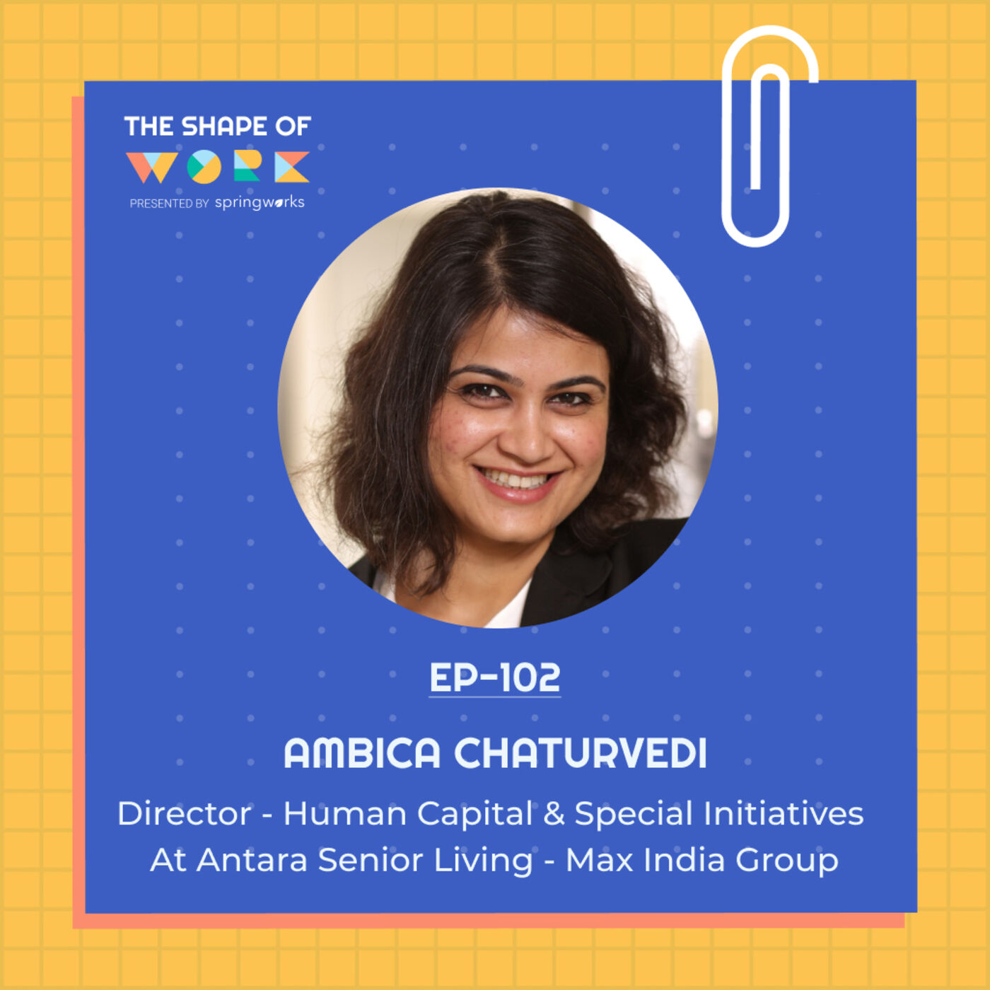 #102: On team-building, recruitment tech, employee time tracking, and overtime compensation, with Ambica Chaturvedi
