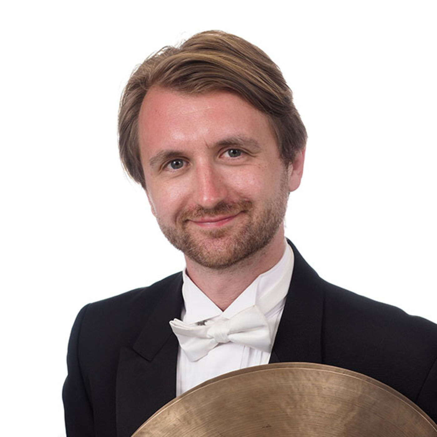 Tomasz Kowalczyk, Acting Principal Percussionist of the Sarasota Orchestra and SCF Percussion Instructor, Joins the Club