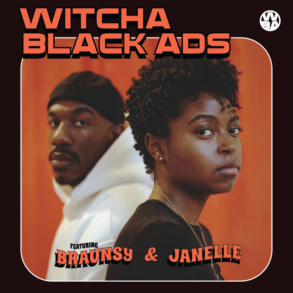 Witcha Black Ads Podcast Artwork Image