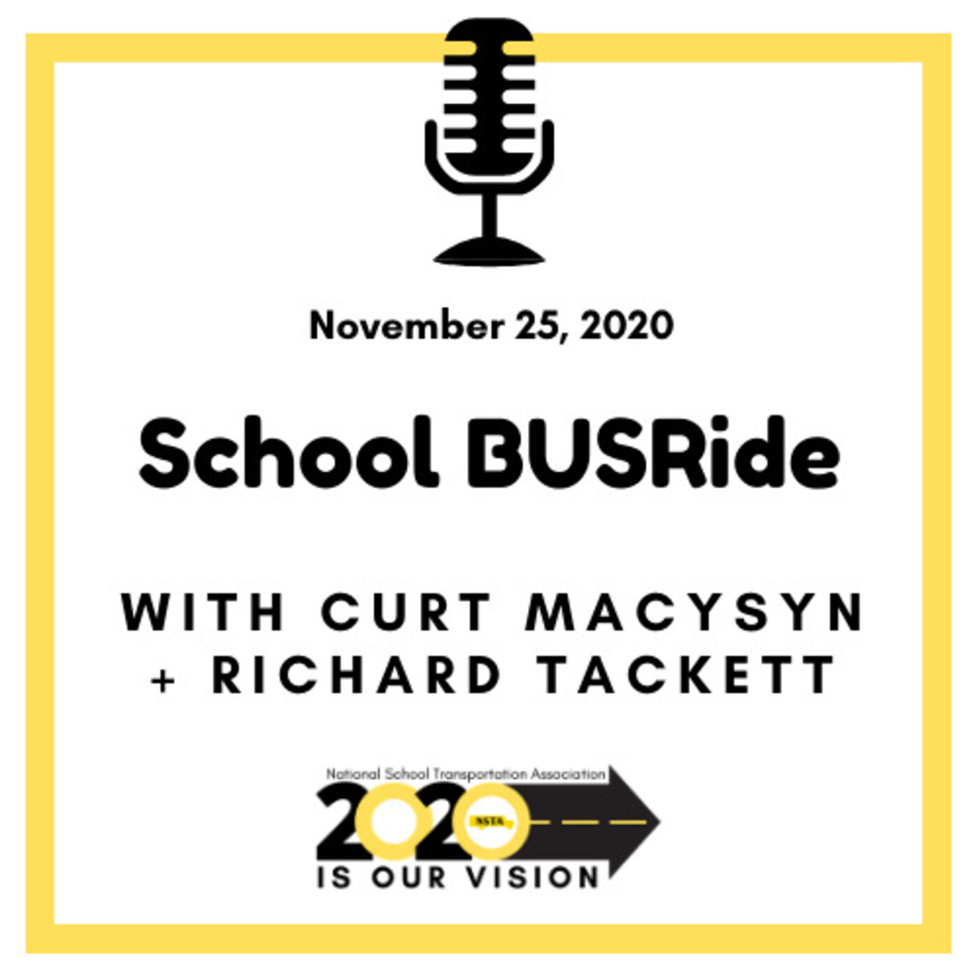 School BUSRide | Richard Tackett, CEO, Power Trade Media