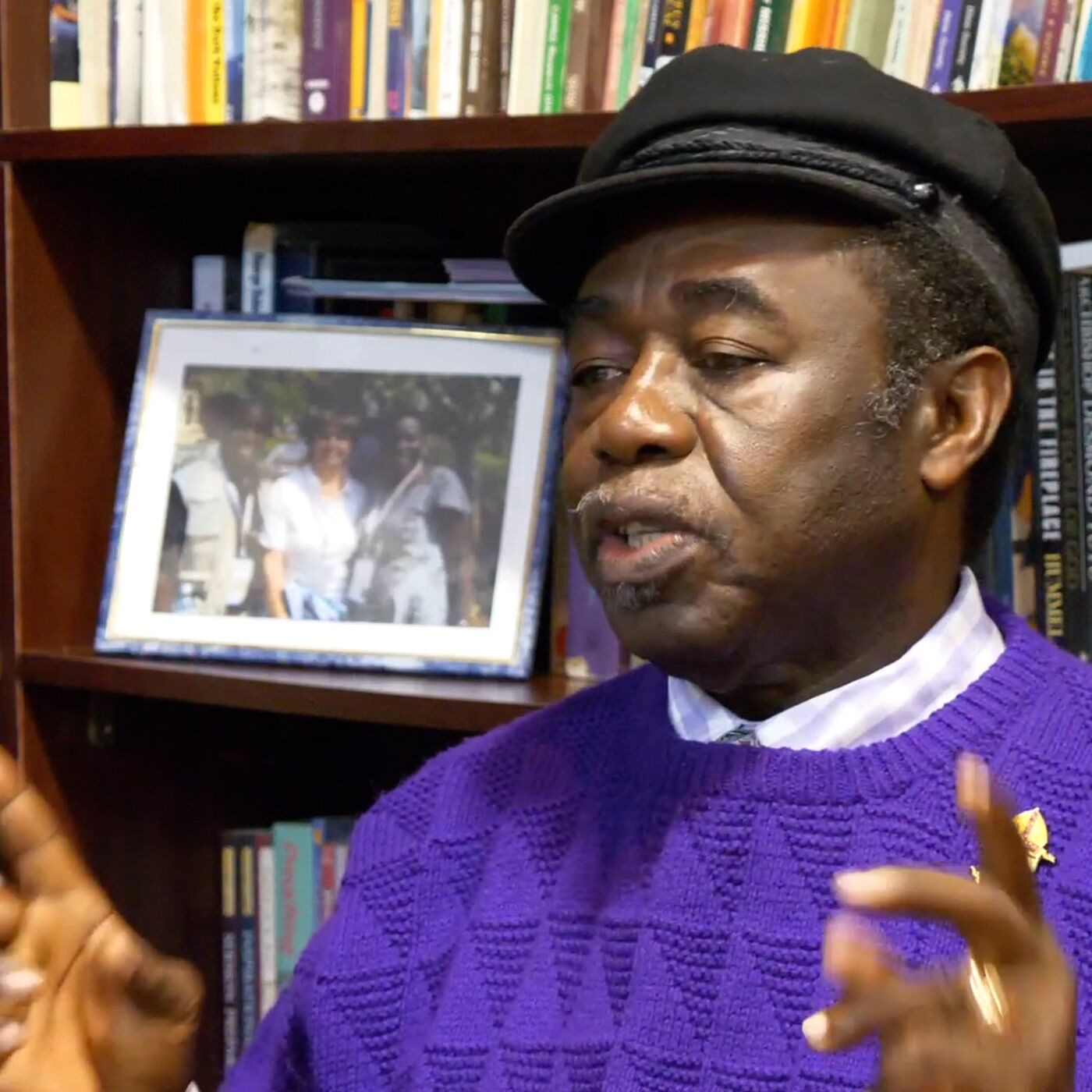 Archbishop Ben Kwashi on colon cancer, the future of Gafcon plus COVID in Africa