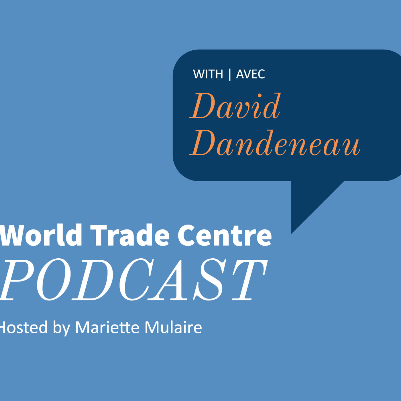 Finding opportunity amid a pandemic | Interview with David Dandeneau