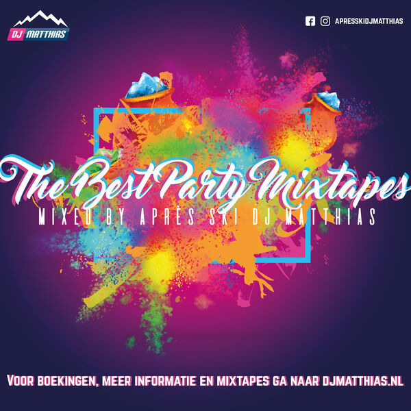 The Best Party Mixtapes Podcast Artwork Image