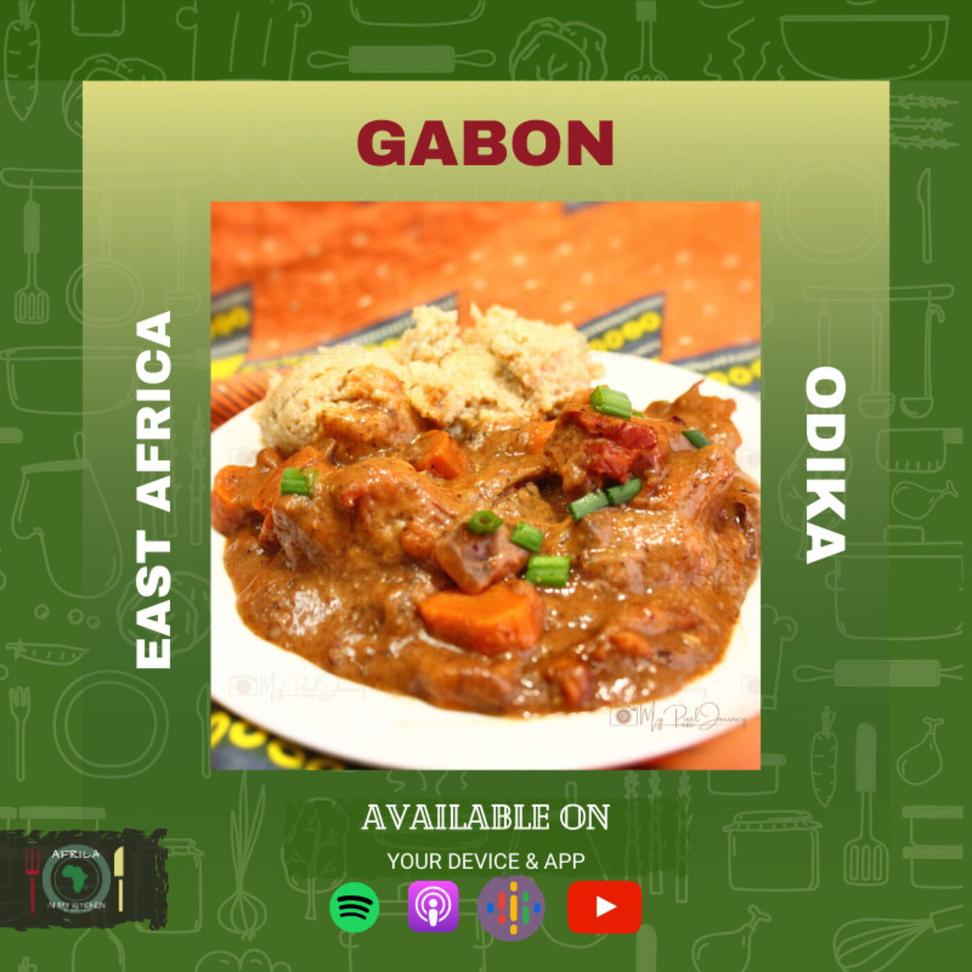 Gabon - Odika