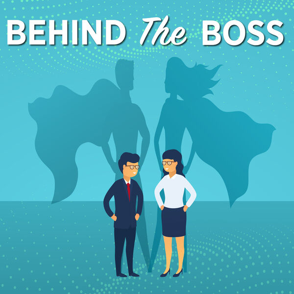 The Channel Company Podcasts: Behind The Boss Podcast Artwork Image