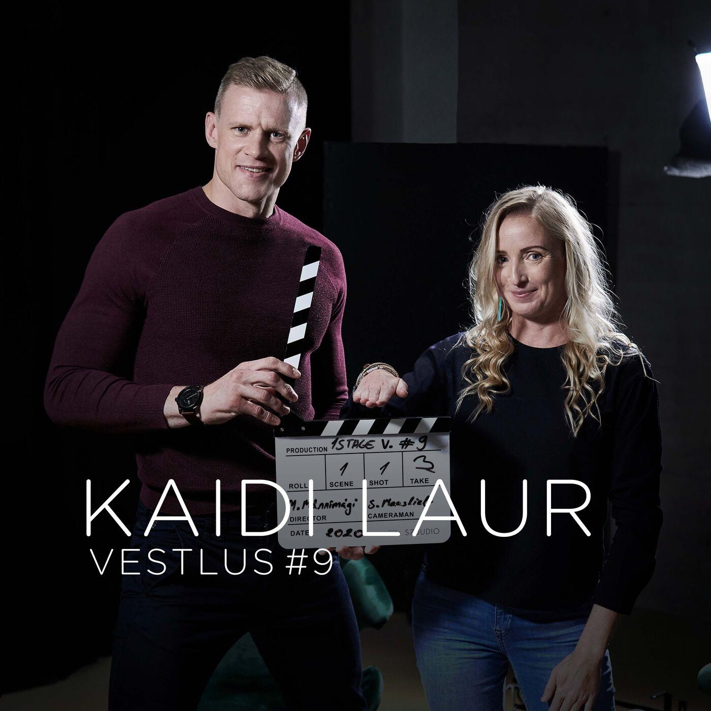 1STAGE VESTLUS #9 - Kaidi Laur