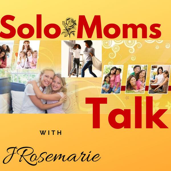 SoloMoms! Talk Podcast Artwork Image