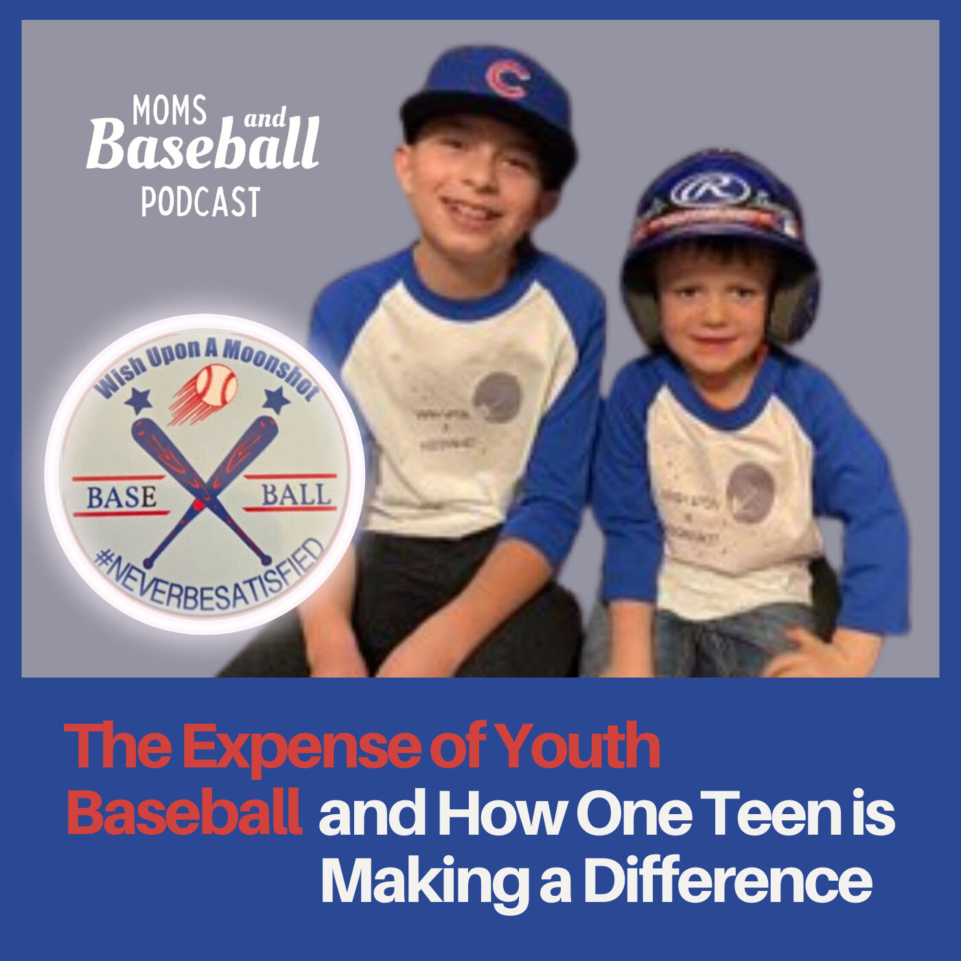 039: The Expense of Youth Baseball & How One Teen Is Making a Difference