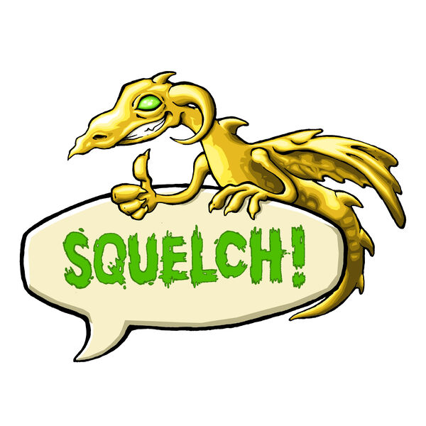 Squelch! Another Hearthstone Podcast! Podcast Artwork Image
