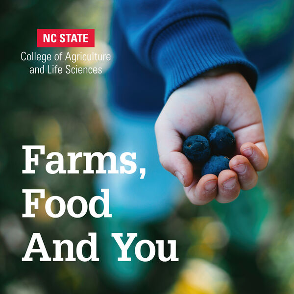 Farms, Food and You Podcast Artwork Image