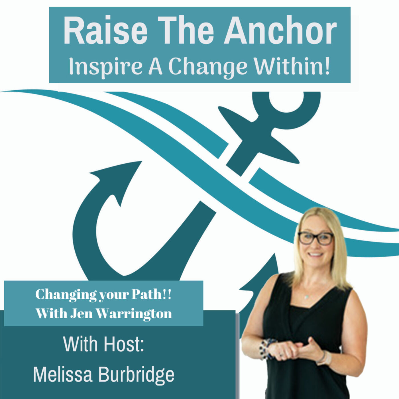 Changing your Path- with Jen Warrington
