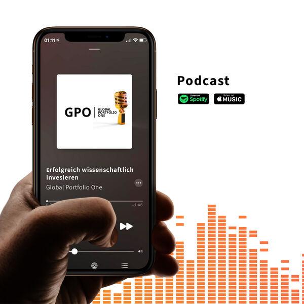 Erfolgreich wissenschaftlich investieren Podcast Artwork Image
