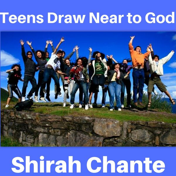 Teens Draw Near to God Podcast Artwork Image