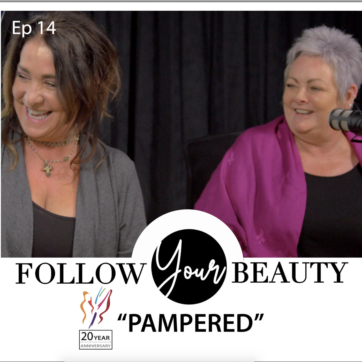 """""""Pampered"""" Angie & Sherry"""