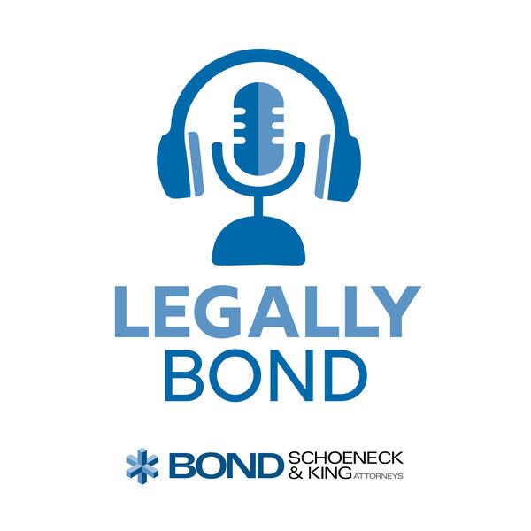 Legally Bond Podcast Artwork Image
