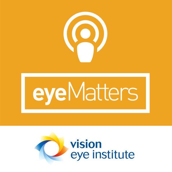 VEI eyeMatters Podcast Artwork Image