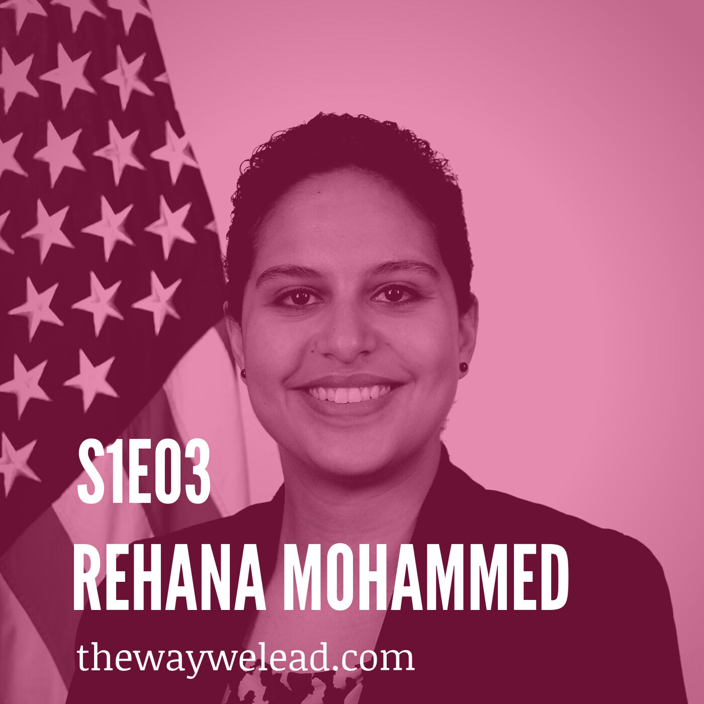 S1E3: Understanding Intersectionality With Rehana Mohammed