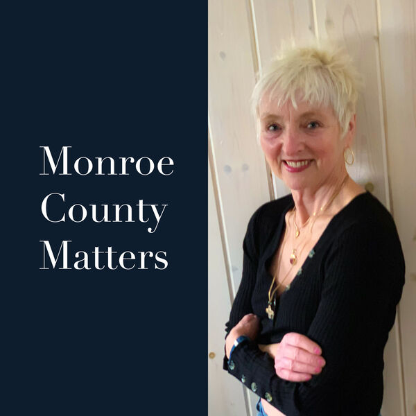 Monroe County Matters Podcast Artwork Image