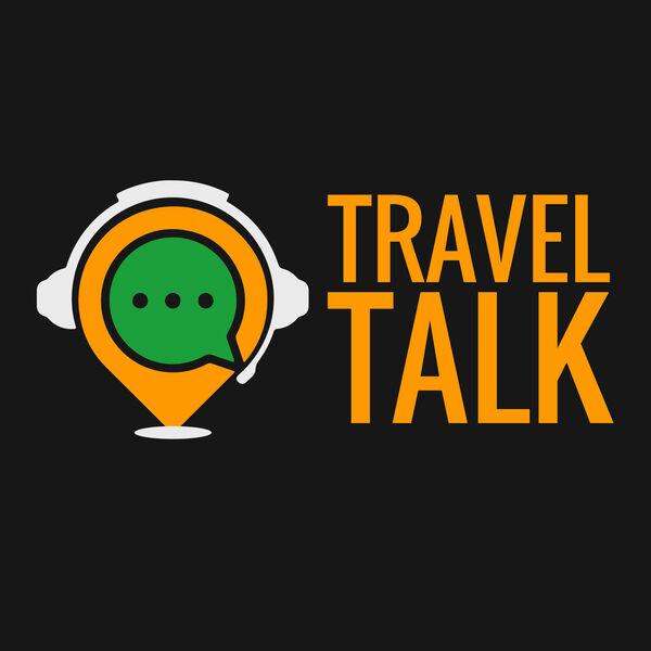 TravelTalk Podcast Artwork Image