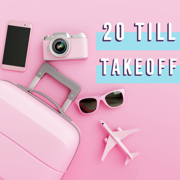 20 Till Takeoff Podcast Artwork Image