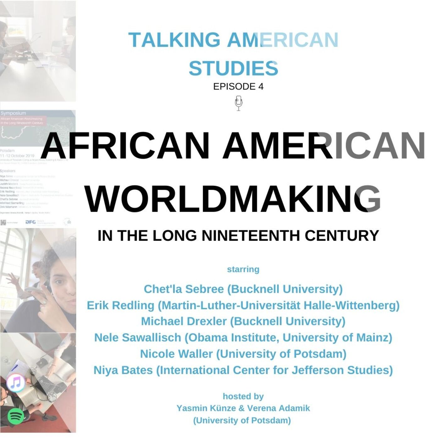 African American Worldmaking in the Long Nineteenth Century