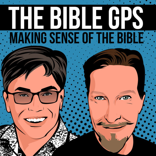 The Bible GPS Podcast Artwork Image