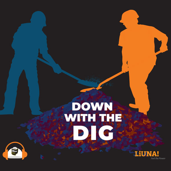 Down With The Dig Podcast Artwork Image