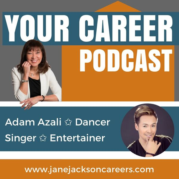 Your Career Podcast with Jane Jackson   Career Coach   Entrepreneur   Start Your Own Business   Careers Podcast Artwork Image