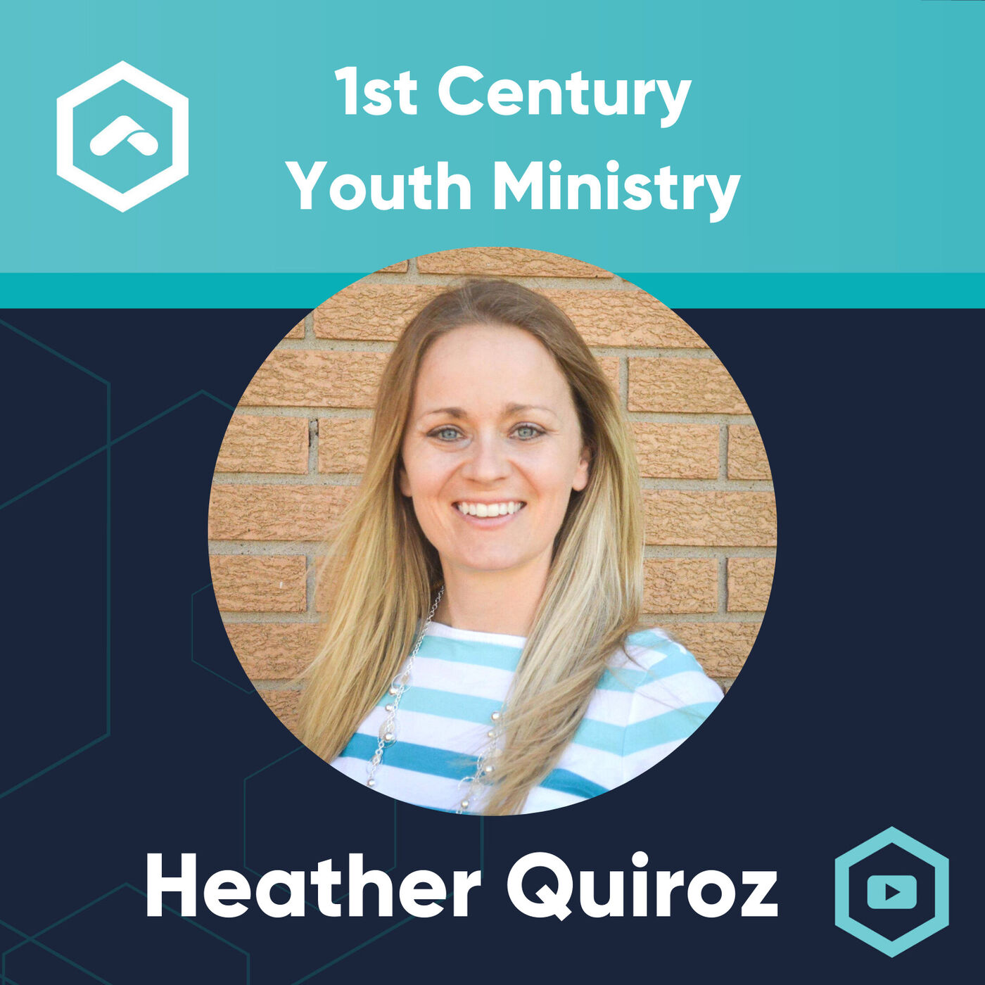 198: How the first century youth ministry has a discipleship plan for twenty first century w/ Heather Quiroz Youth Cartel