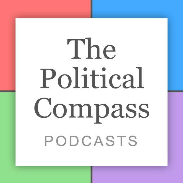 The Political Compass Podcast Artwork Image