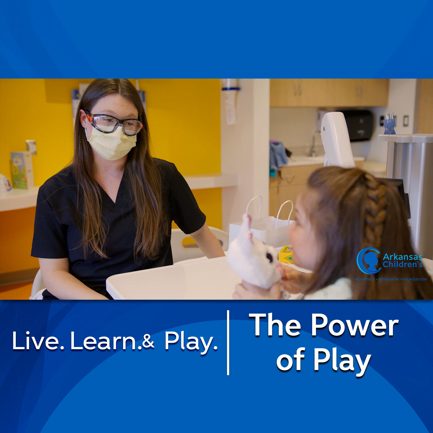 The Power of Play: Child Life at Arkansas Children's
