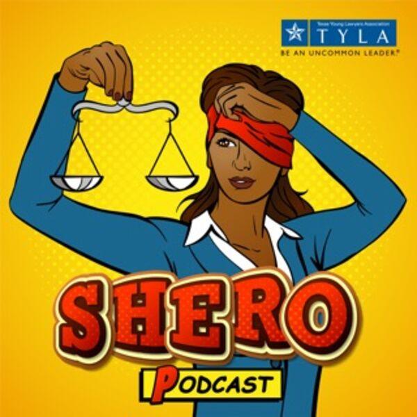 Shero Podcast Artwork Image