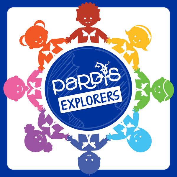 Pardis Explorers Podcast Artwork Image