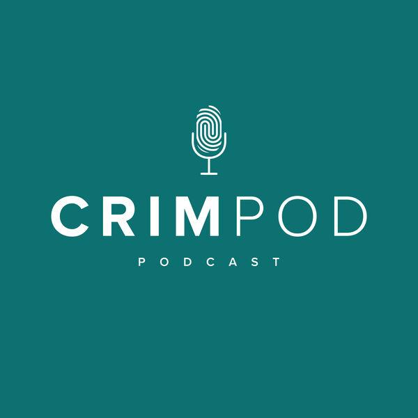 CrimPod Podcast Artwork Image
