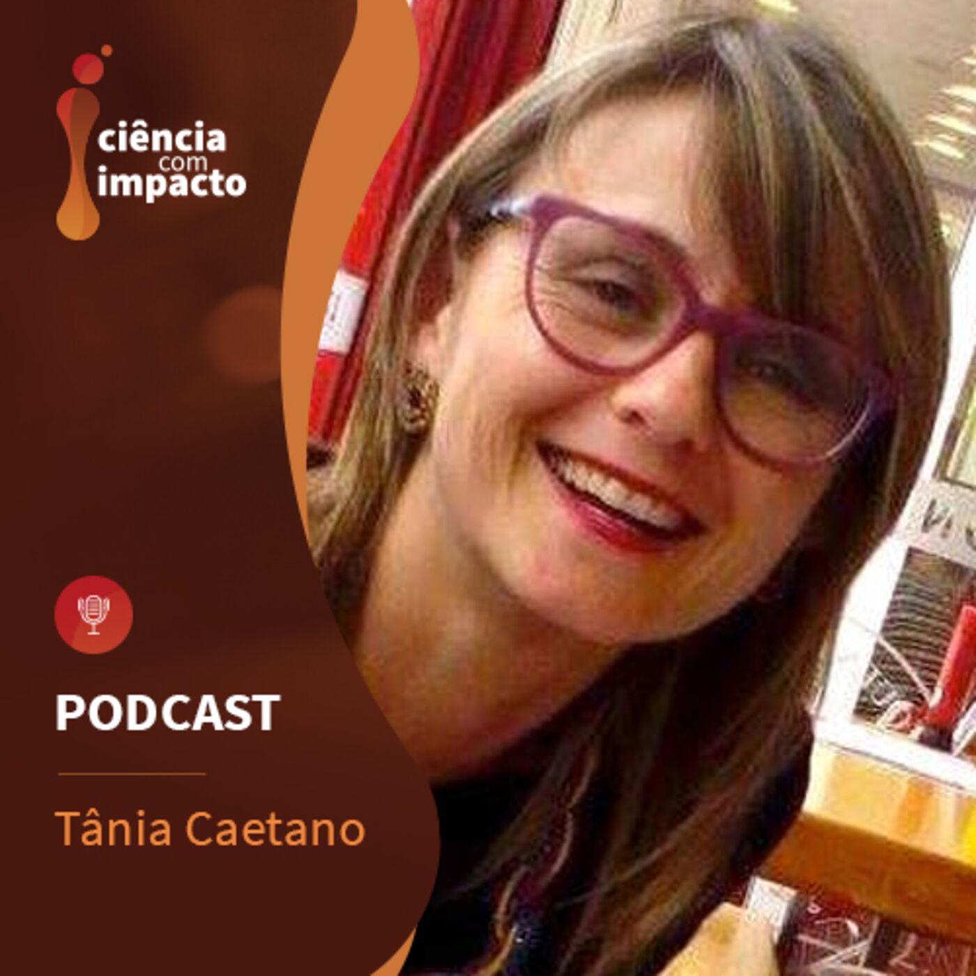 Podcast T1E2: Tânia Caetano - Bactérais