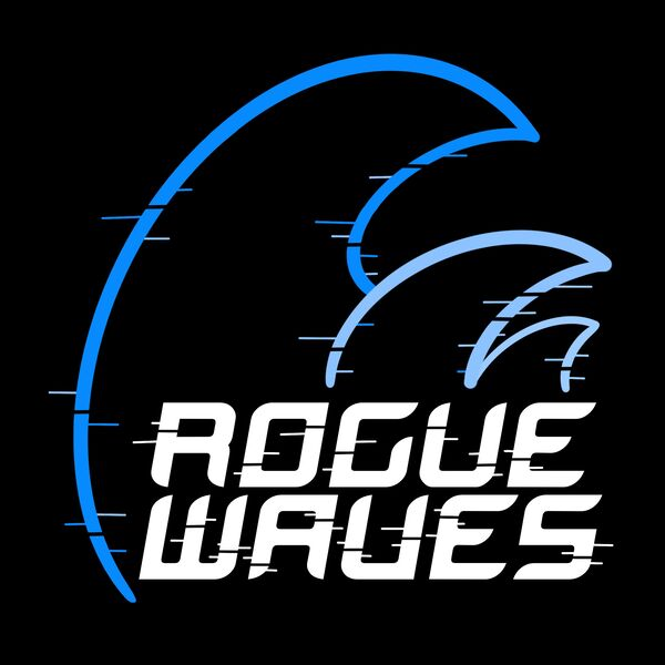 Rogue Waves Podcast Artwork Image