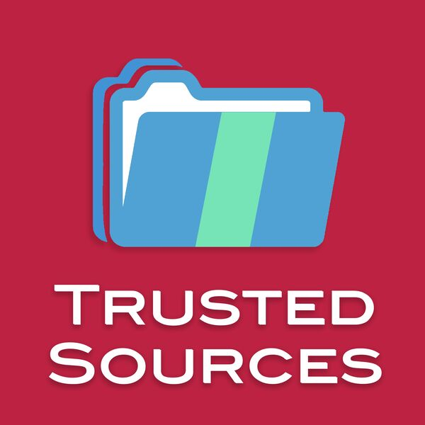 Trusted Sources Podcast Artwork Image