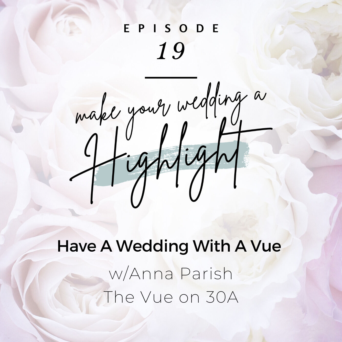 Have A Wedding With A Vue