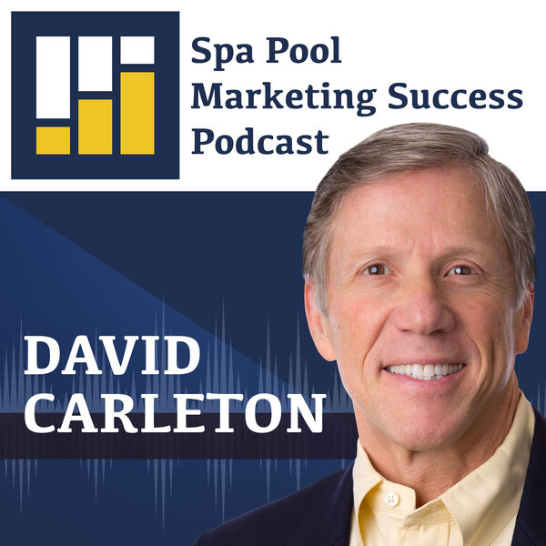 Spa Pool Marketing Success Podcast Artwork Image