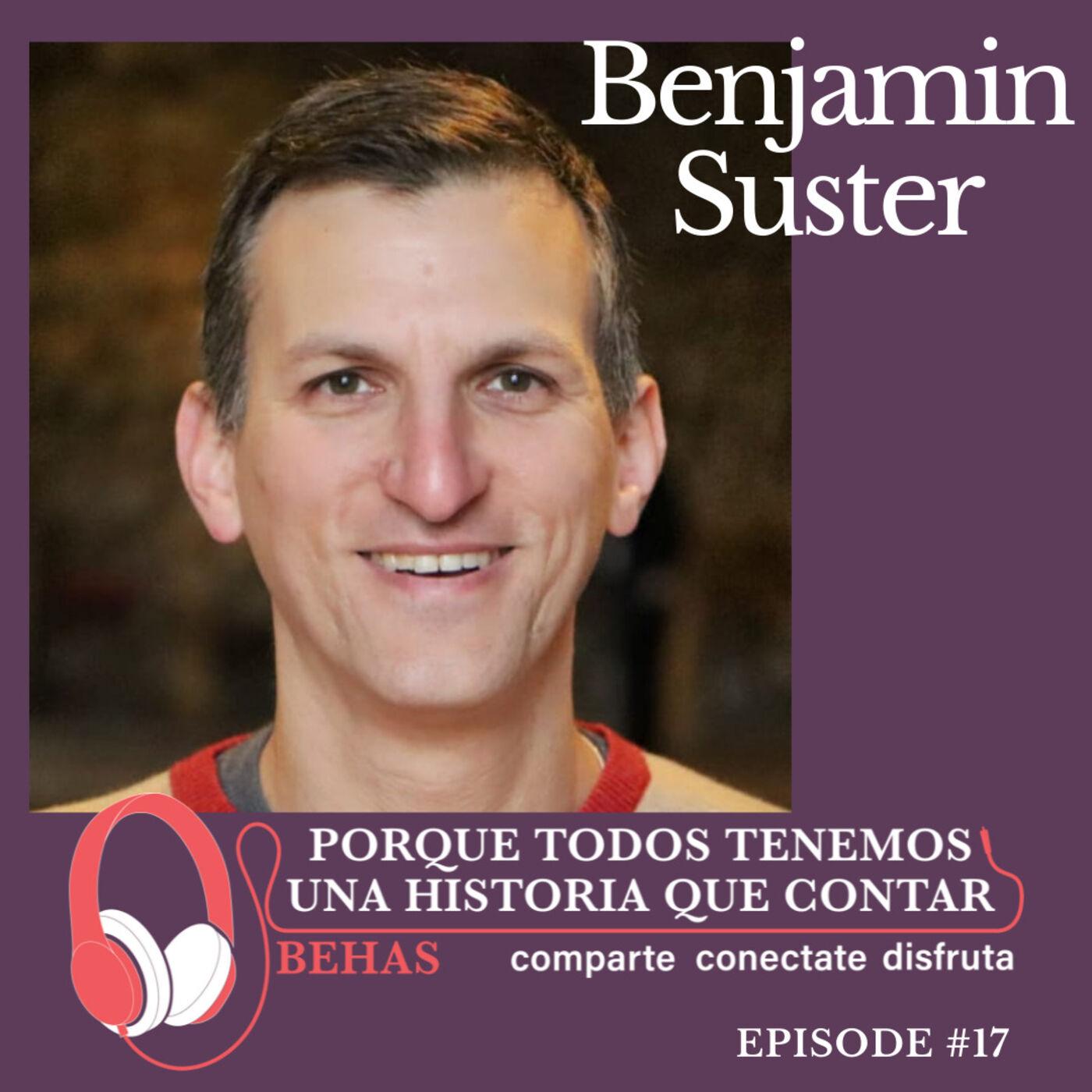 #17 - Nuestro Insolito UK - Benjamin Suster