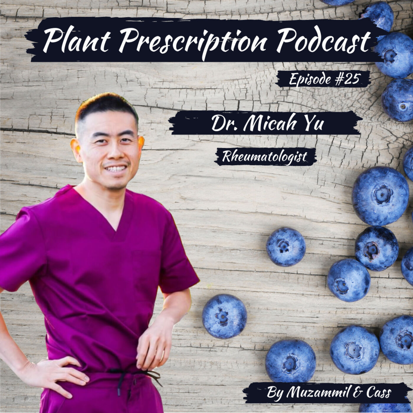 Role of diet in rheumatoid arthritis, gout and reducing systemic inflammation with Dr. Micah Yu