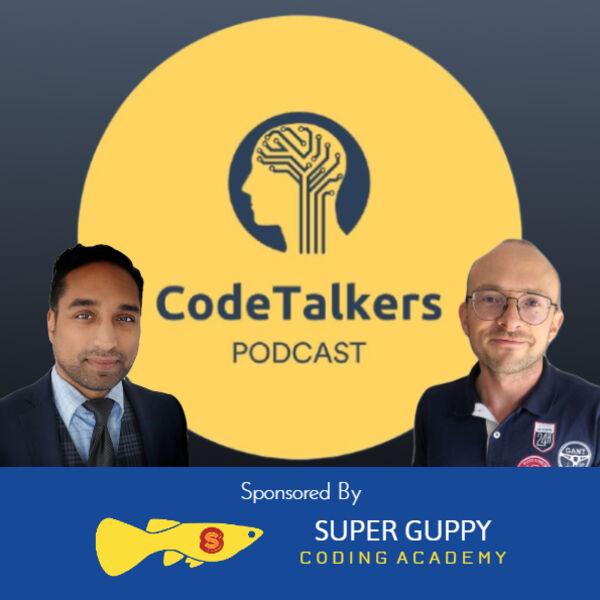 CodeTalkers Podcast Artwork Image