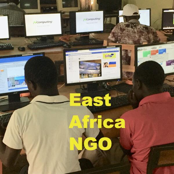 East Africa NGO Podcast Artwork Image